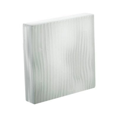 Ripple Glass - White