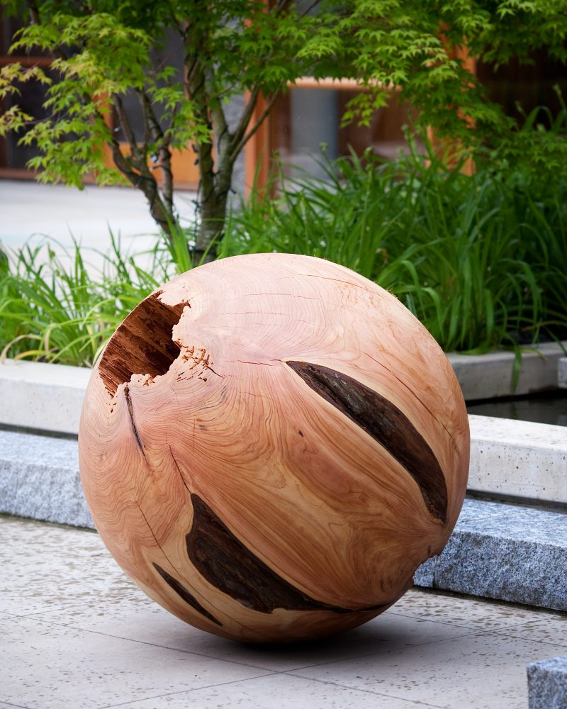 Solid Sphere outside